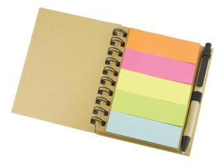 Promotional Product Eco Sticky Note Set