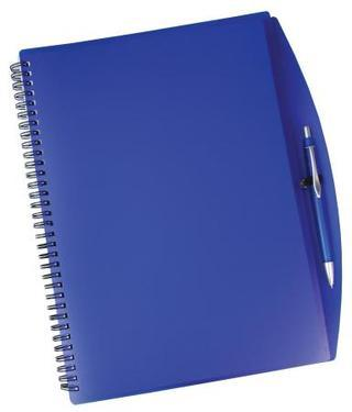 Promotional Product A4 Notebook and Pen