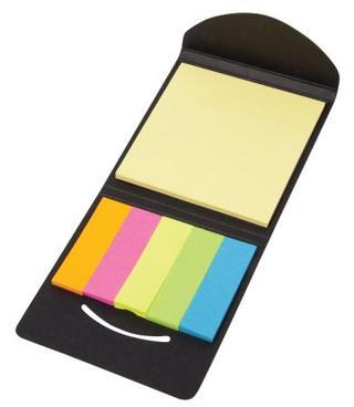 Promotional Product Sticky note pad and flag set