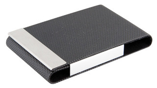 Promotional Product Metro Business Card Holder