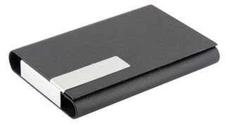 Promotional Product Hampton Business Card Holder