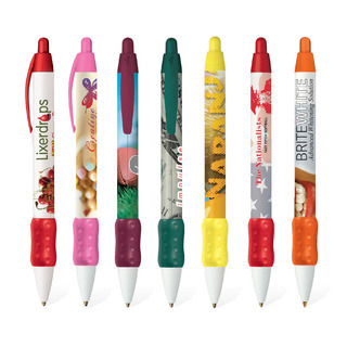 Promotional Product Digital Wide Body Colour Grip Pen