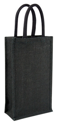 Promotional Product Jute Double Wine Bag
