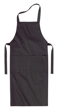 Promotional Product Bib Apron with 2 pockets