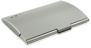 Promotional Product Deluxe Biz Card Holder