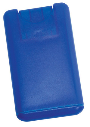 Promotional Product Card hand sanitiser