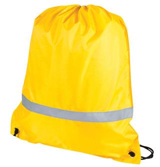 Promotional Product Premium reflective rucksack
