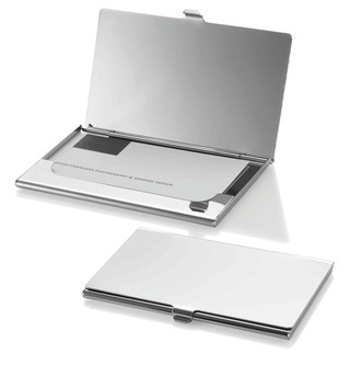 Promotional Product Metal Business Card Holder