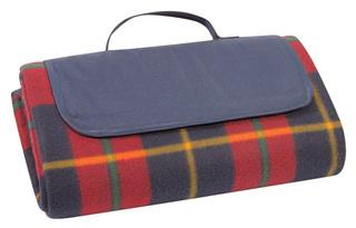 Promotional Product Tartan picnic blanket