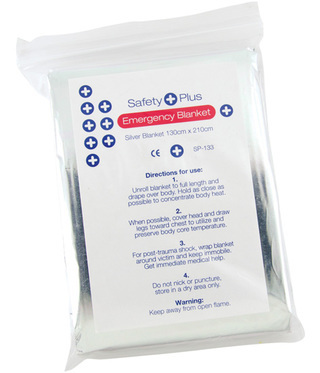 Promotional Product Emergency blanket