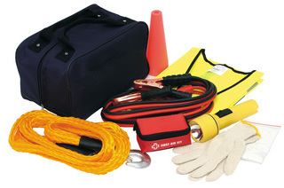 Promotional Product Deluxe Emergency Car Kit