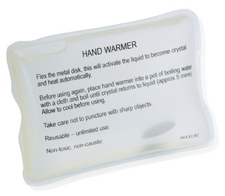 Promotional Product Handwarmer