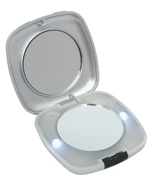 Promotional Product Compact Light Mirror