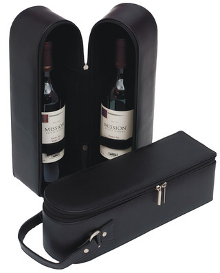 Promotional Product Tuscan Wine Holder - Double (2 bottles)