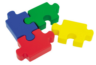 Promotional Product Anti Stress Puzzle