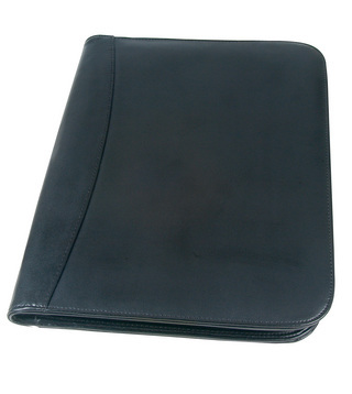 Promotional Product Koeskin Zip Round Portfolio/Calculator