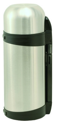 Promotional Product Carry Travel Thermos - 1.2 Ltr S/Steel