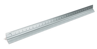 Promotional Product Scale Ruler