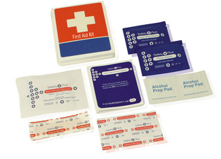 Promotional Product Pocket first aid kit