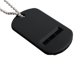 Promotional Product Whistle Tag
