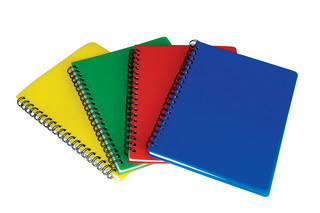 Promotional Product Spiral promo note book