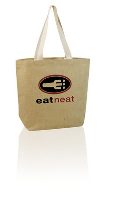 Promotional Product Jute Shopper Bag