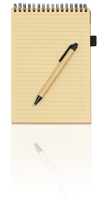Promotional Product A5 Eco Notepad
