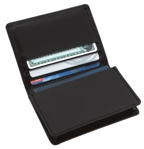 Promotional Product San Remo Leather Card Holder
