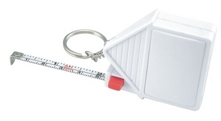 Promotional Product Premier House Tape Measure