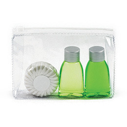 Promotional Product Organic Aloe Travel Pack