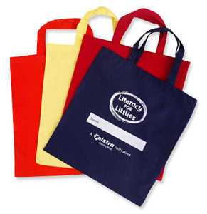 Promotional Product Coloured Calico Bag