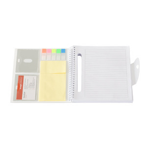 Promotional Product Frosty Notepad