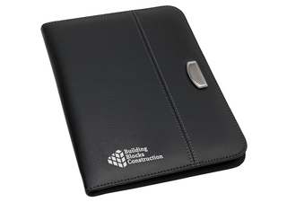 Promotional Product Meridian A5 Portfolio