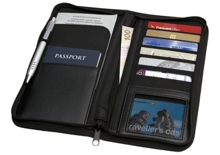 Promotional Product Meridian Travel Wallet
