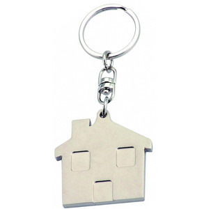Promotional Product House on Chain Keyring