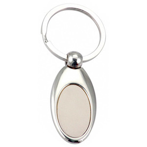 Promotional Product Oval keyring