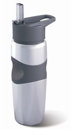 Promotional Product SILVER SPORT BOTTLE