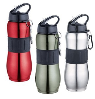 Promotional Product COLOURED STAINLESS STEEL SPORT BOTTLE