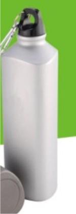 Promotional Product TRIANGLE ALUMINIUM  SPORT BOTTLE