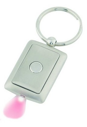 Promotional Product Key Light Keyring