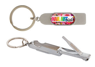 Promotional Product Nail Clipper Keyring