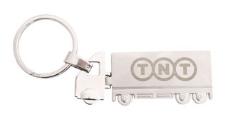 Promotional Product Metal Truck Keyring
