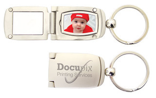 Promotional Product Photo Frame Keyring