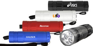 Promotional Product Industrial Triple LED Flashlight