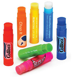 Promotional Product Slimline Lipbalm with Natural Zinc Oxide