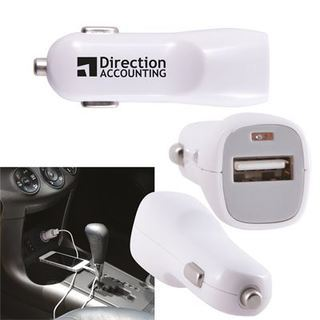 Promotional Product Single USB Outlet Car Charger