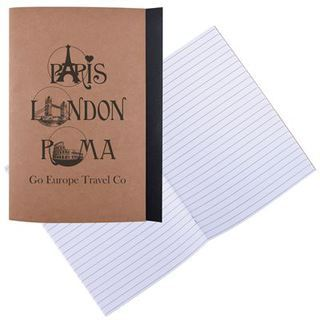 Promotional Product TOURIST A5 NOTEBOOK