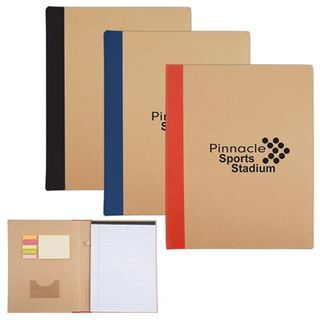Promotional Product Nova A4 Notepad / Noteflags/Pen