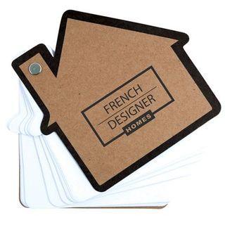 Promotional Product House Pivot Notepad