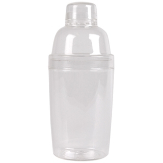 Promotional Product Acrylic Cocktail Shaker